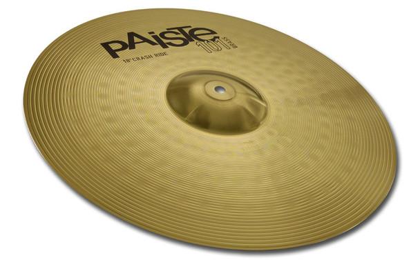 Paiste 101 18 Inch Brass Crash/Ride Cymbal