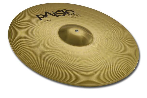 Paiste 101 20 Inch Brass Ride Cymbal