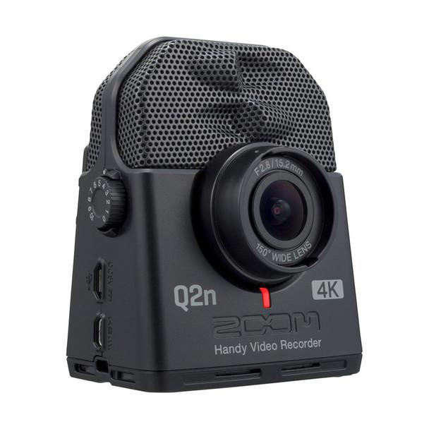 Zoom Q2n 4K Handy Video Recorder