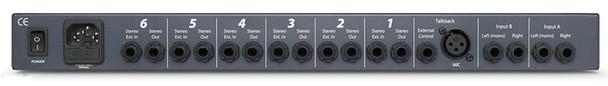 Presonus HP60 6 channel rackmount headphone amplifier