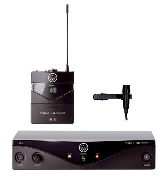 AKG Perception Wireless Presenter Set (Band D)