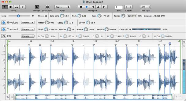 Propellerhead ReCycle 2.2 Loop Manipulation Software