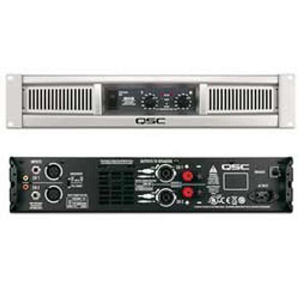 QSC GX3 power amplifier  (425Wpch at 4 Ohms)