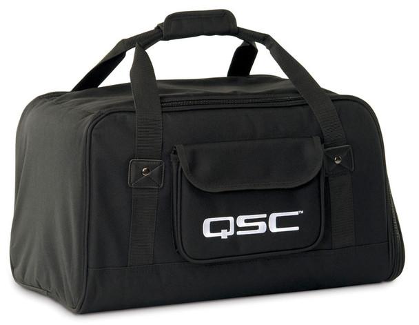 QSC K8 Tote - soft, padded, weather resistant bag for K8 PA speaker