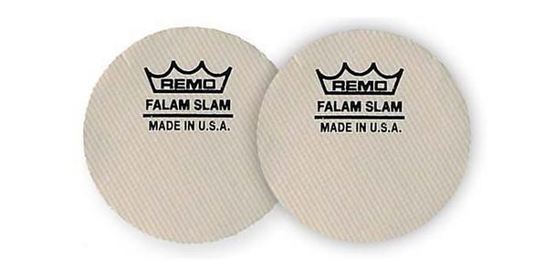 Remo KS-0004-PH Single Falam Slam 4 Inch Bass Drum Patch