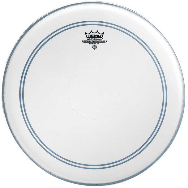 Remo P3-1122-C2 Powerstroke 3 22 Inch Coated Bass Drum Head