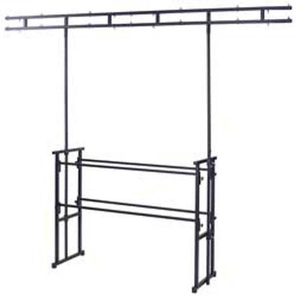 Rhino Twin Bar 4 foot Pro Disco Stand (Goalpost)   (STAN12A)