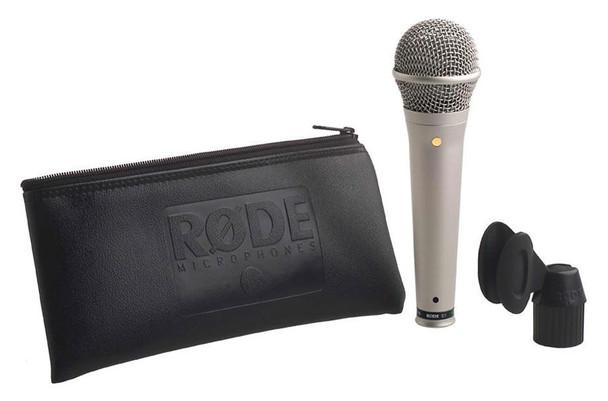 Rode S1 handheld condenser mic
