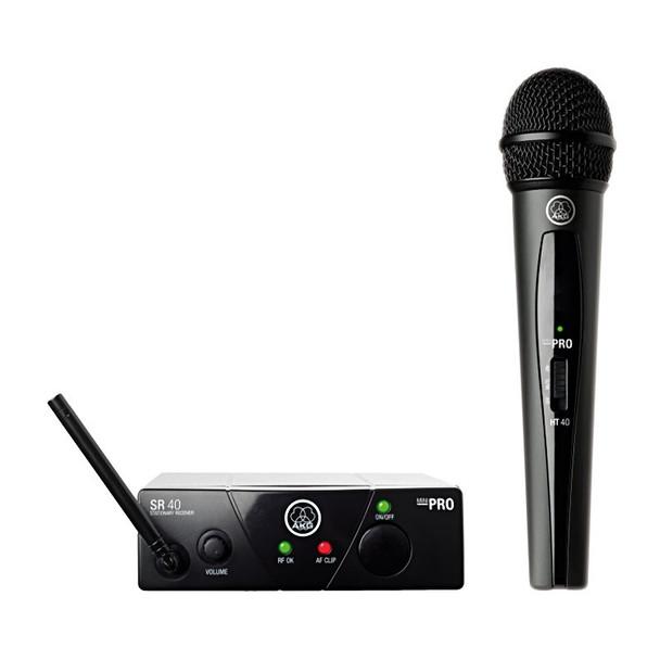 AKG WMS40 Mini Vocal Set ISM2