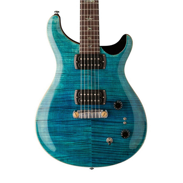 PRS SE Paul's Guitar Electric Guitar, Aqua