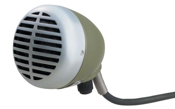 Shure 520DX harmonica microphone