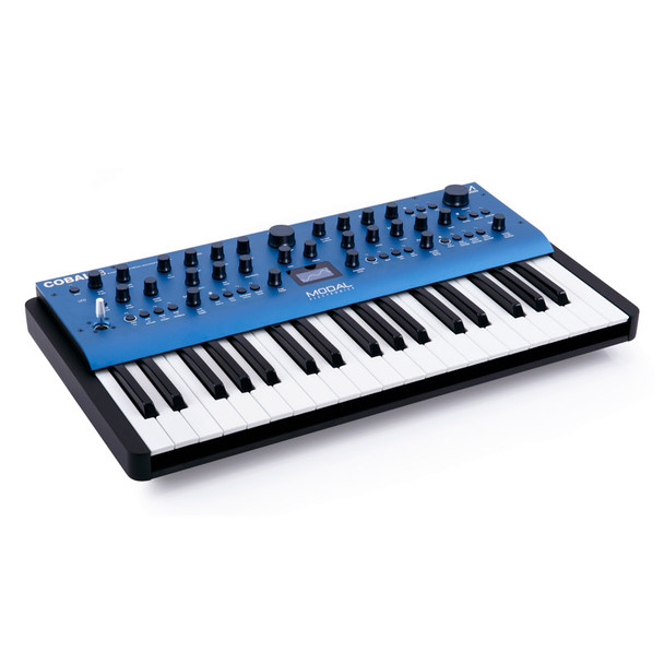 Modal Cobalt8 8-voice Extended Virtual-Analogue Synthesiser