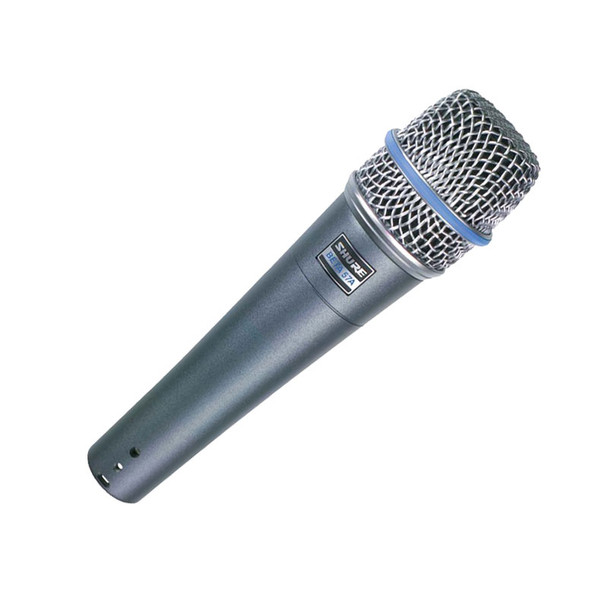 Shure Beta57A vocal/instrument dynamic mic (supercardioid)