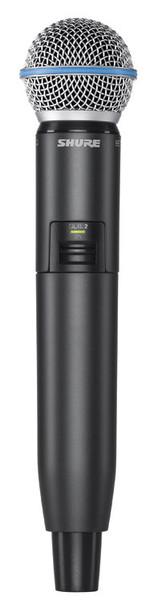 Shure GLXD24UK/B58 Beta 58A Digital Wireless Vocal System