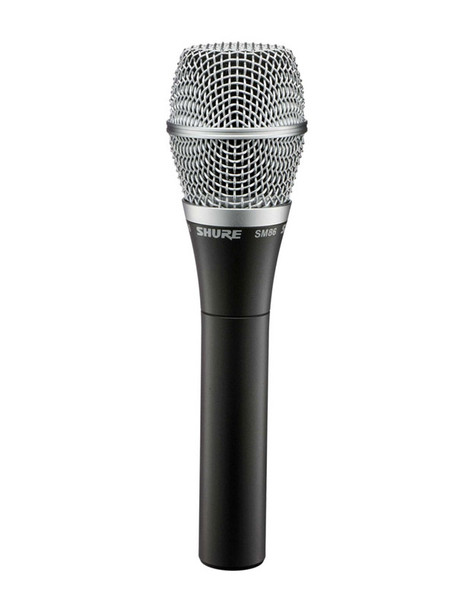 Shure SM86 Handheld Vocal Condenser Mic (Cardioid)