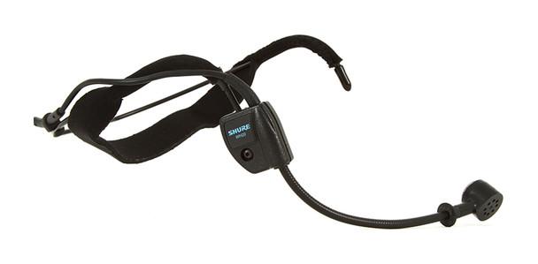 Shure WH20TQG Headworn Dynamic Microphone