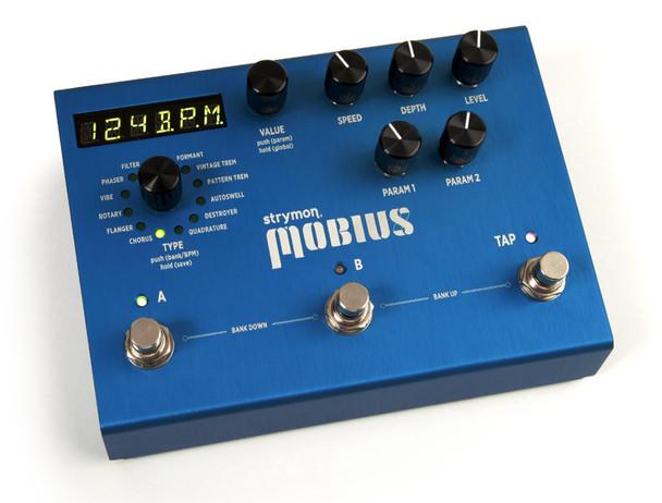 Strymon Mobius Multi-modulation Pedal