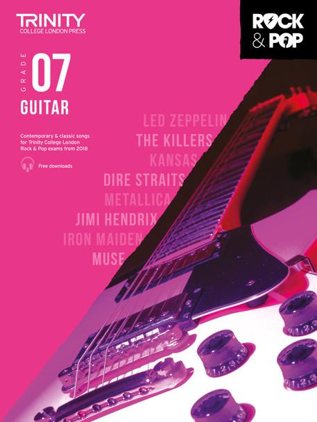 Trinity Rock & Pop 2018 Guitar - Grade 7