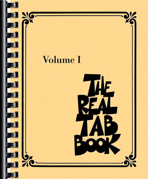 REAL TAB BOOK VOL 1 GTR TAB BK