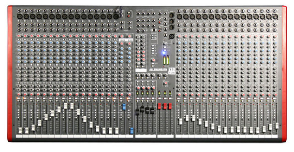 Allen & Heath Zed 436 mixing console (32:4:2 32 mono + 2 stereo)