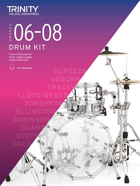 Trinity College Drum Kit Grades 6-8