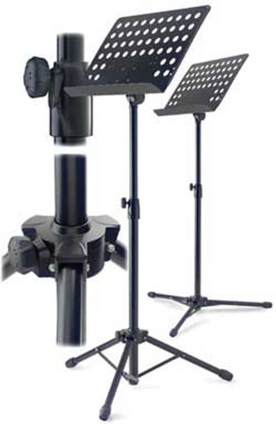 Stagg MUS-A5 BK Orchestral music stand