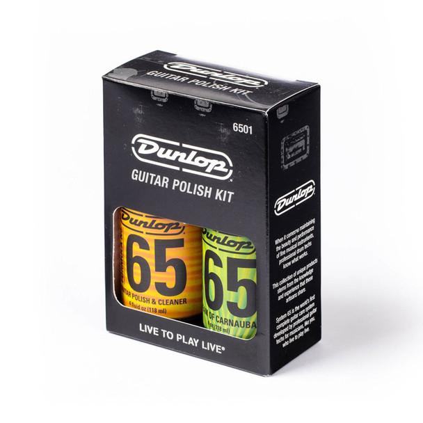 Dunlop System 65 Guitar Polish Kit