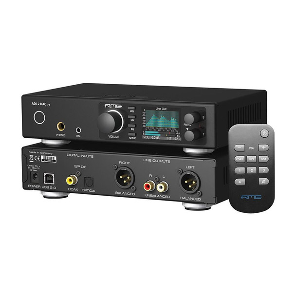 RME ADI2-DAC 2 Channel DA Convertor (ex-display)
