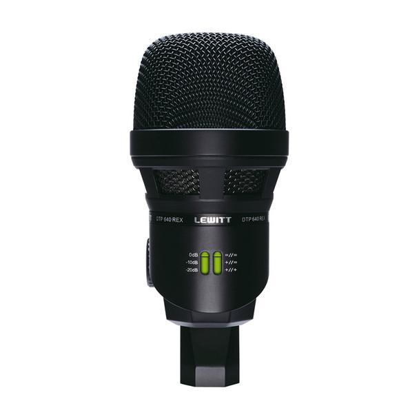 Lewitt DTP 640 Rex Dual Element Kick Drum Microphone