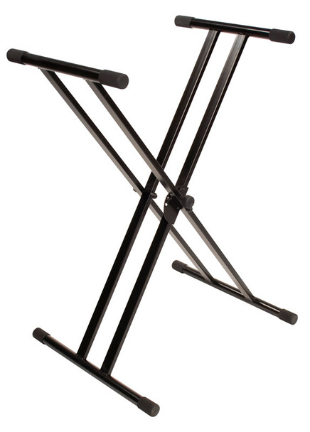 Ultimate JamStands JS-502D Double Braced X-Frame Keyboard Stand