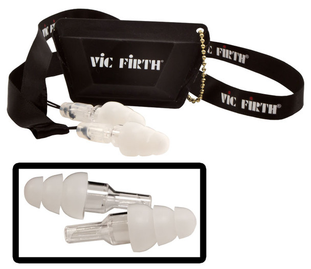 Vic Firth VF-EAR-L Ear Plugs, Large Size