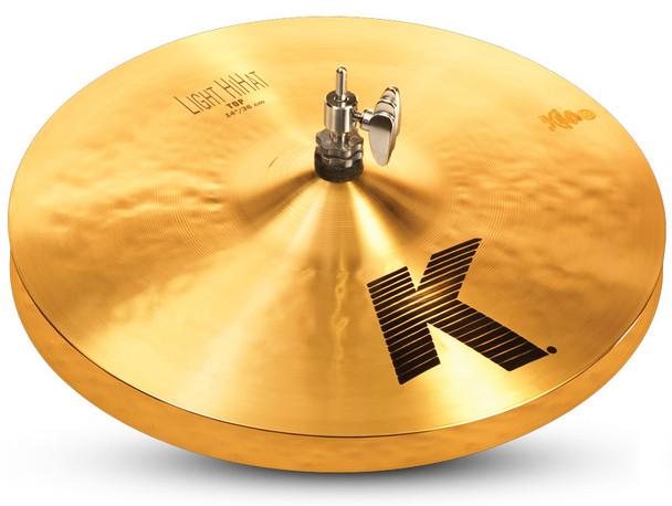 Zildjian K Zildjian 14 Inch Light Hi Hat Cymbals
