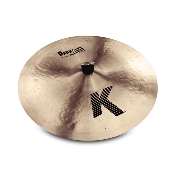 Zildjian 19 Inch K Dark Thin Crash Cymbal