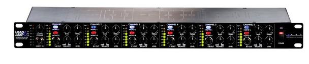 ART Headamp 6 Pro rackmount 6 channel headphone amplifier