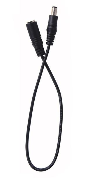 Diago PS07 Black Adaptor 30cm Extension Lead