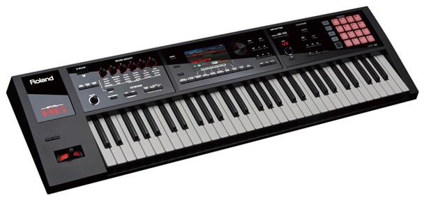 Roland FA-06 61 note Workstation Synthesizer