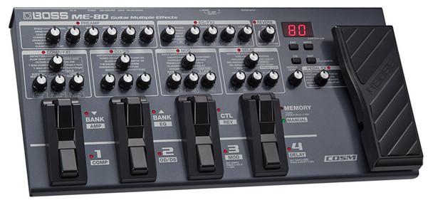 Boss ME-80 Guitar Multi Effects Pedal