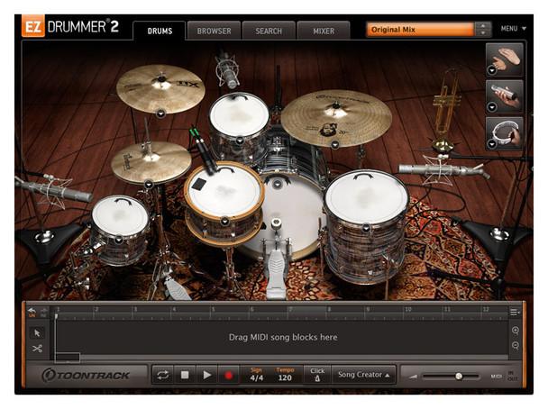 Toontrack EZX Jazz (Serial Download)