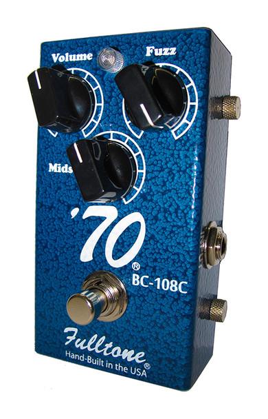 Fulltone 70-BC Fuzz Effects Pedal