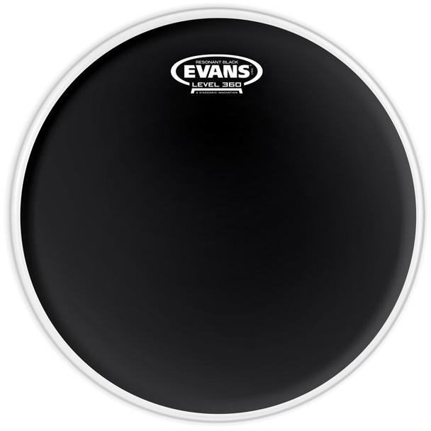 Evans TT14RBG 14 Inch Black Resonant Drum Head