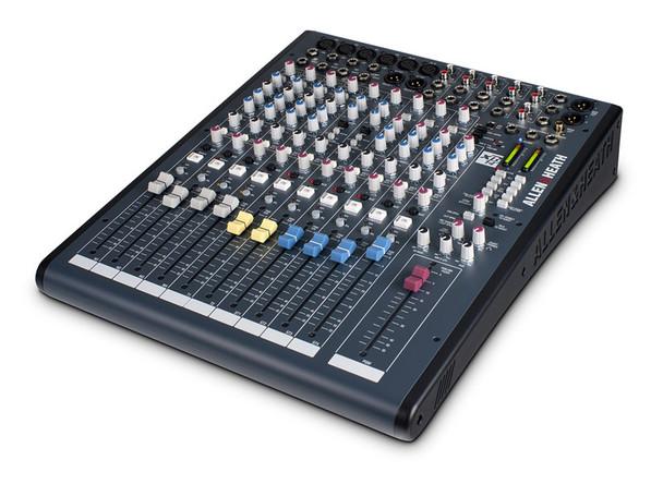 Allen & Heath XB-14-2 Compact Broadcast Mixer