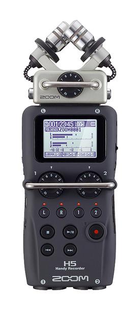 Zoom H5 Portable Digital Recorder
