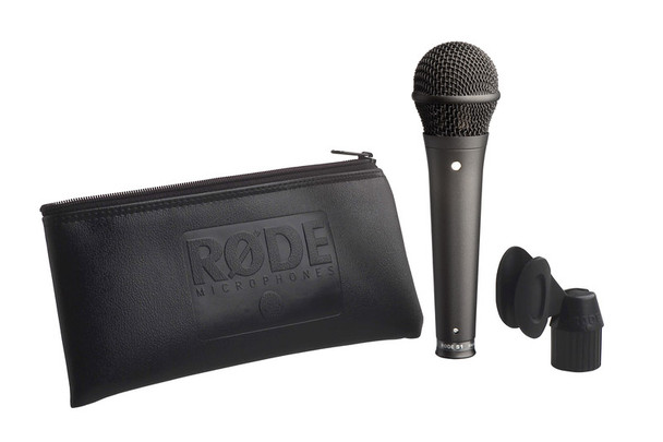 Rode S1-B  Handheld Condenser Microphone, Black