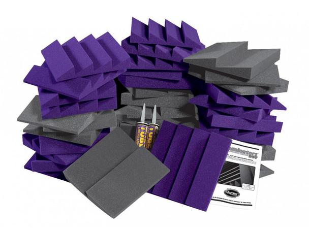 Auralex DST D36 Roominator kit (Charcoal/Purple)