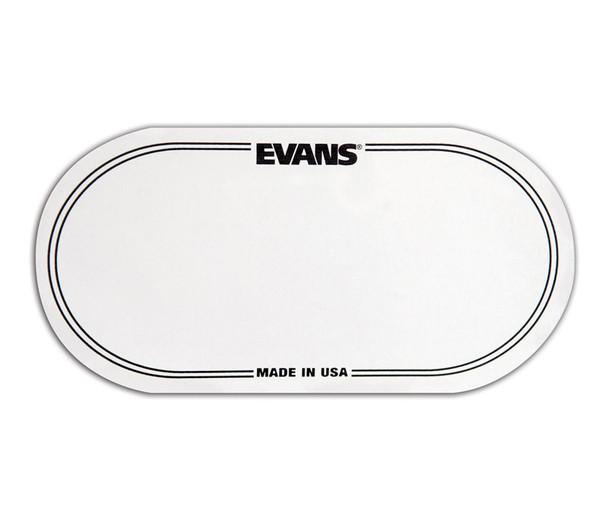 Evans EQPC2 Clear Plastic Double Patch