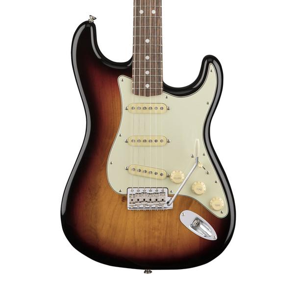 Fender American Original 60s Stratocaster, 3 Tone Sunburst, Rosewood