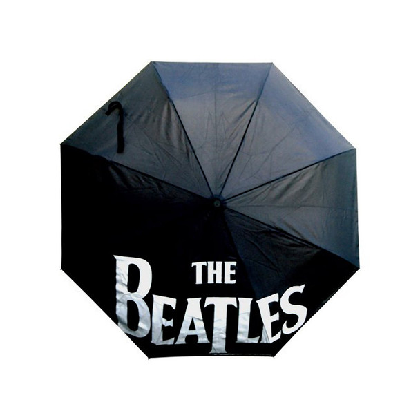 The Beatles Umbrella: Drop T Logo with Retractable Fitting