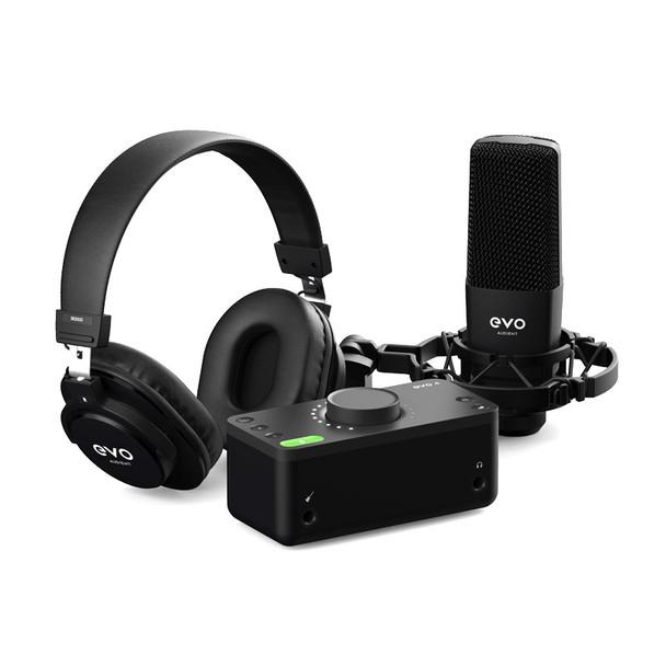 EVO by Audient EVO Start Recording Bundle