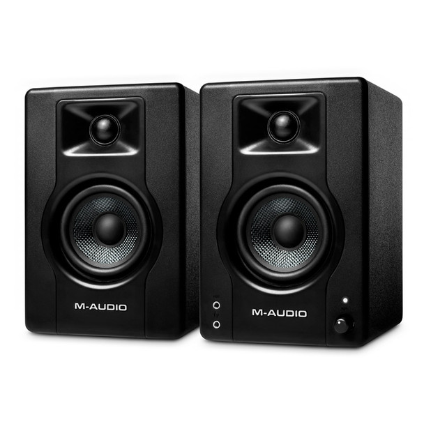 M-Audio BX3 Active Multimedia Reference Speakers (Pair)