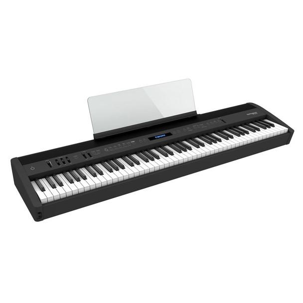 Roland FP-60X Digital Piano, Black